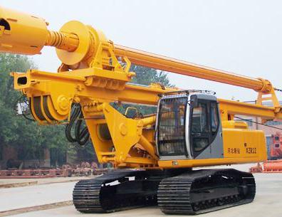 广西旋挖钻机