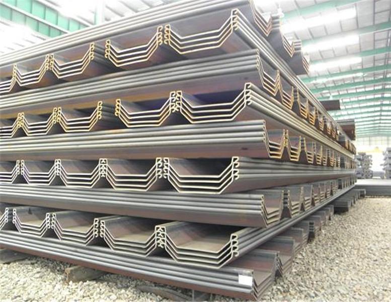 U型钢板桩1
