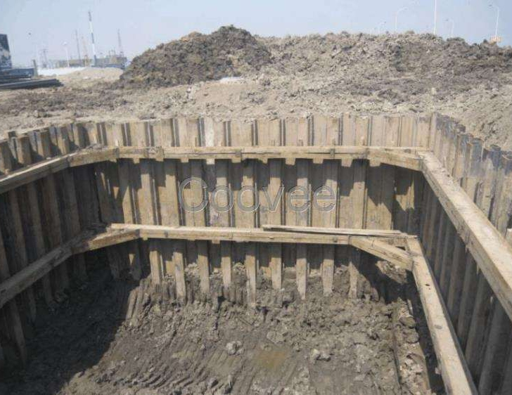 广西钢板桩支护方案