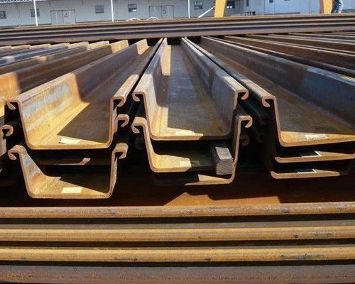 拉森钢板桩施工